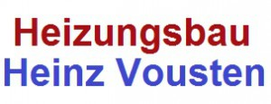 Logo Heizungsbau Vousten